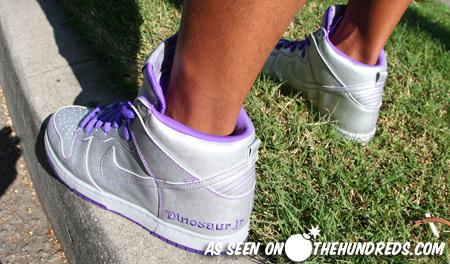 0365ca6bf9 Nike SB Dunk High 'Dinosaur Jr.' - OG EUKicks Sneaker Magazine