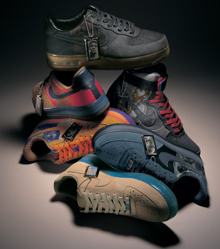 separation shoes 86d1d 78c3e Nike Air Force 1 25th Anniversary Team - OG EUKicks Sneaker Magazine