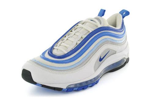 7c714ae2609 Nike Air Max 97 - Footlocker European Exclusive / white / blue