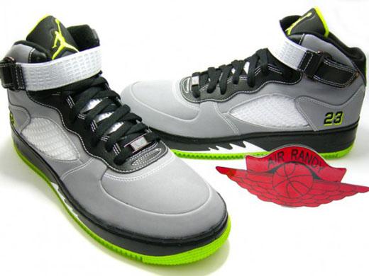 832d7e1b0500 Nike Air Force 1 x Air Jordan 5 Fusion - Stealth 3M - OG EUKicks Sneaker  Magazine
