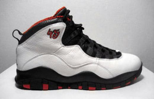 size 40 d096f 0b61b Air Jordan 10   Chicago 45   Sample - OG EUKicks Sneaker Magazine