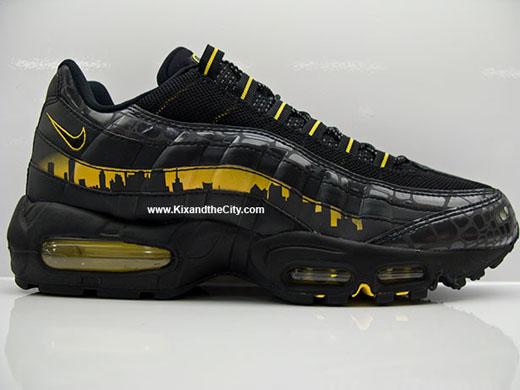 różne wzornictwo oficjalna strona wylot online Nike Air Max 95 City Series News - OG EUKicks Sneaker Magazine