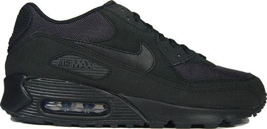sports shoes 7edc4 8df49 Nike Air Max 90 Premium   Vegan   Black Black - OG EUKicks Sneaker Magazine