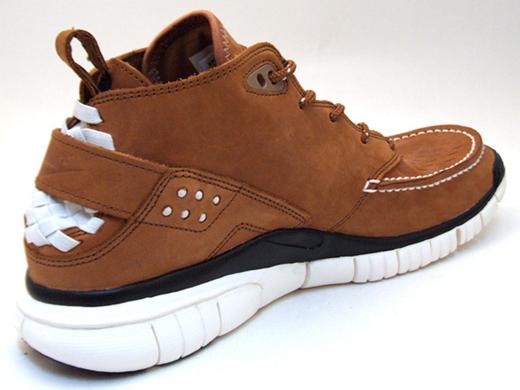 huge selection of 2fdfe 396e8 Nike Free Hybrid Boot   Smooth Brown Leather - OG EUKicks Sneaker Magazine