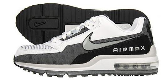 premium selection d296d 71e20 Nike Air Max Ltd.   JD Sports Exclusive   White Black Silver - OG EUKicks  Sneaker Magazine