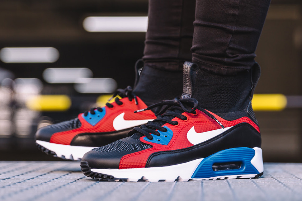 huge discount a5dad b7bdc On Foot  Nike Air Max 90 Ultra Superfly T