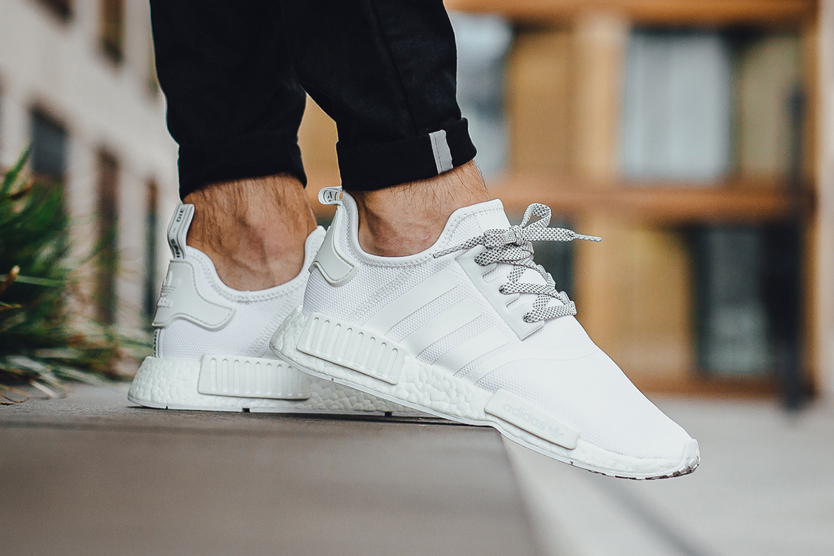 finest selection fa880 c4299 On-Foot: adidas NMD R1