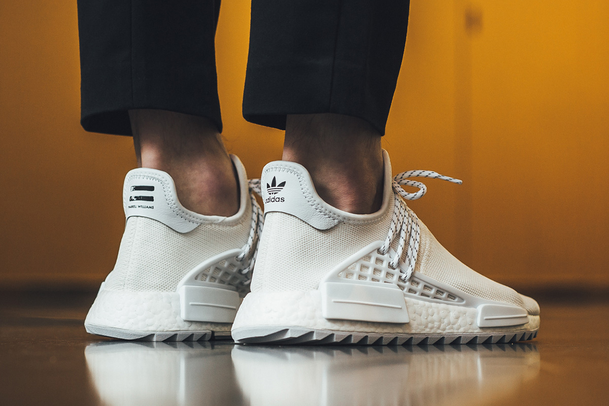 size 40 c96f1 48174 On-Foot: Pharrell Williams x adidas Holi NMD BC