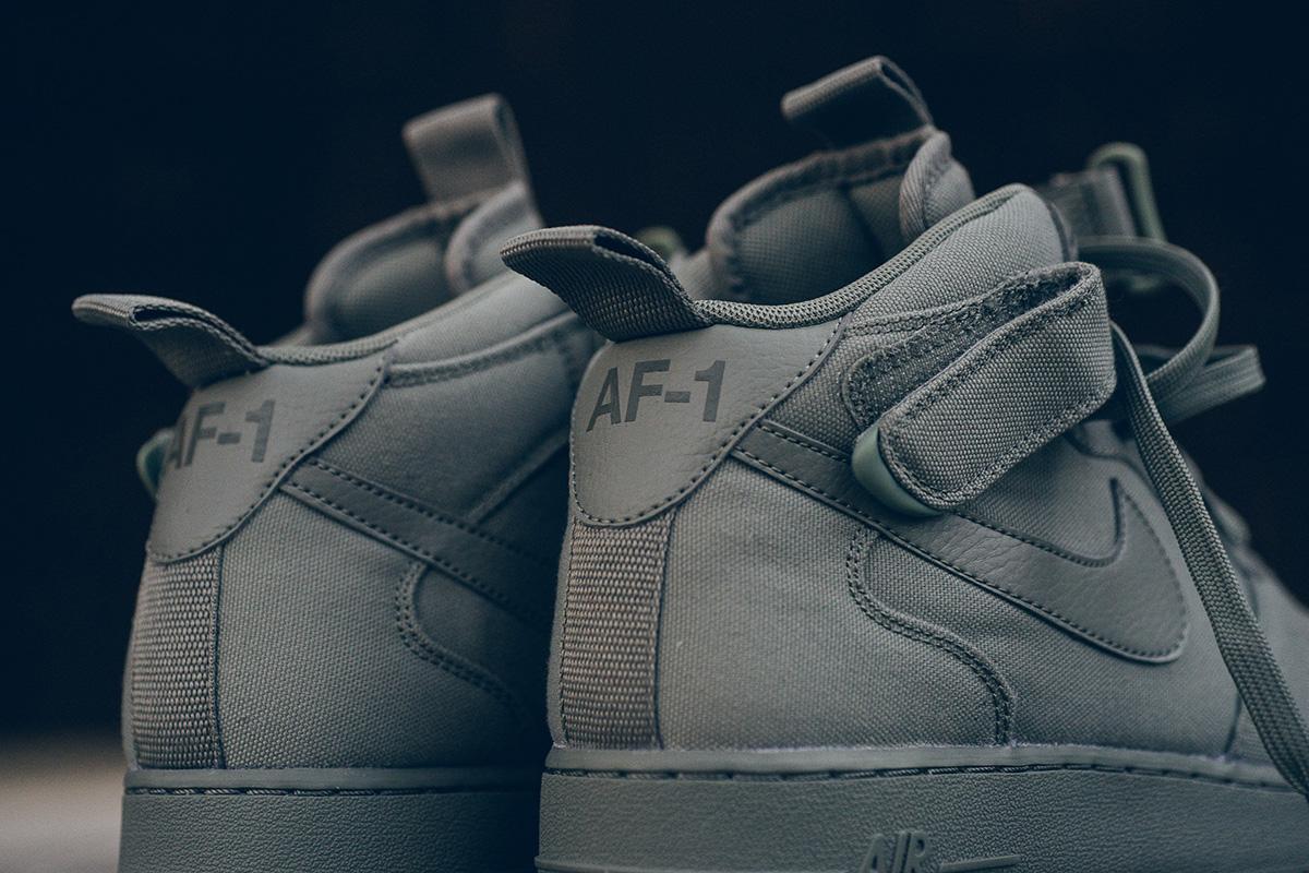 c6c5100a4a2 Nike Air Force 1 Mid 07 Canvas