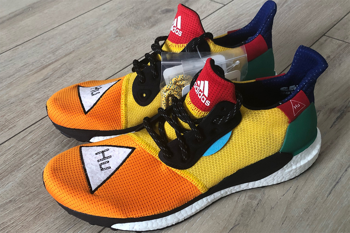 size 40 35e11 9fff6 Preview  Pharrell Williams x adidas Solar Hu Glide ST - OG EUKicks Sneaker  Magazine