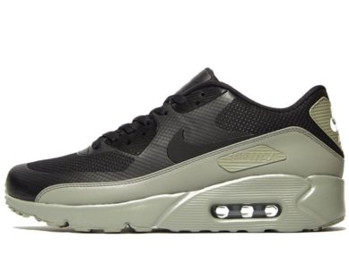 hot sale online ad696 1d7ba Nike Air Max 90 Ultra Essential JD Exclusive in Black Green