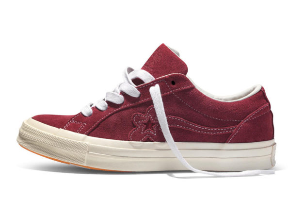 """best loved f6178 079cf Tyler,The Creator x Converse GOLF le FLEUR  """"Mono"""" Collection"""