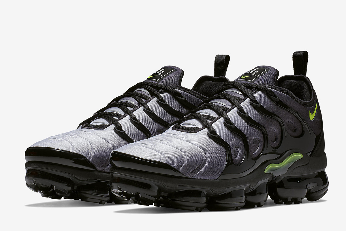 d8418429570 Nike Air VaporMax Plus Now Available in Black Volt - OG EUKicks ...