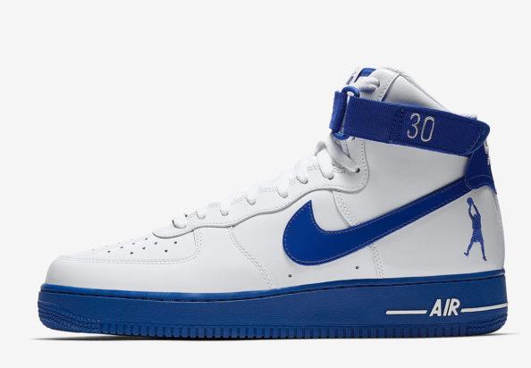 "watch 24ef0 08643 Rasheed Wallace s Nike Air Force 1 High ""Rude Awakening"""