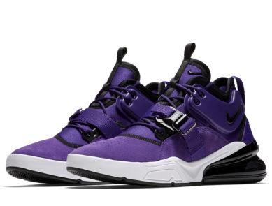 the best attitude 28231 5afbe Nike Air Force 270 News - OG EUKicks Sneaker Magazine
