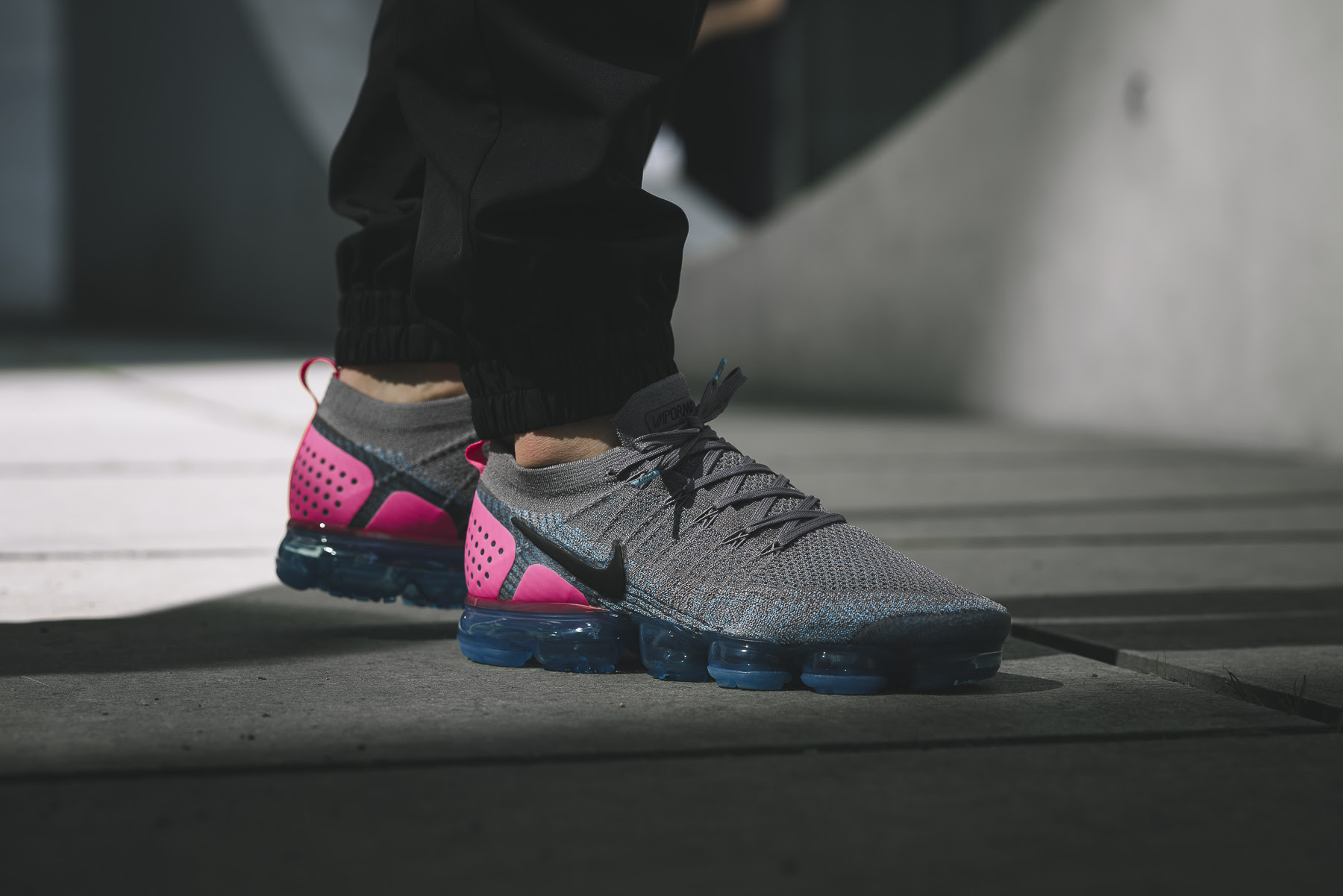 7dc1b894851d On-Foot  Nike Air VaporMax Flyknit 2