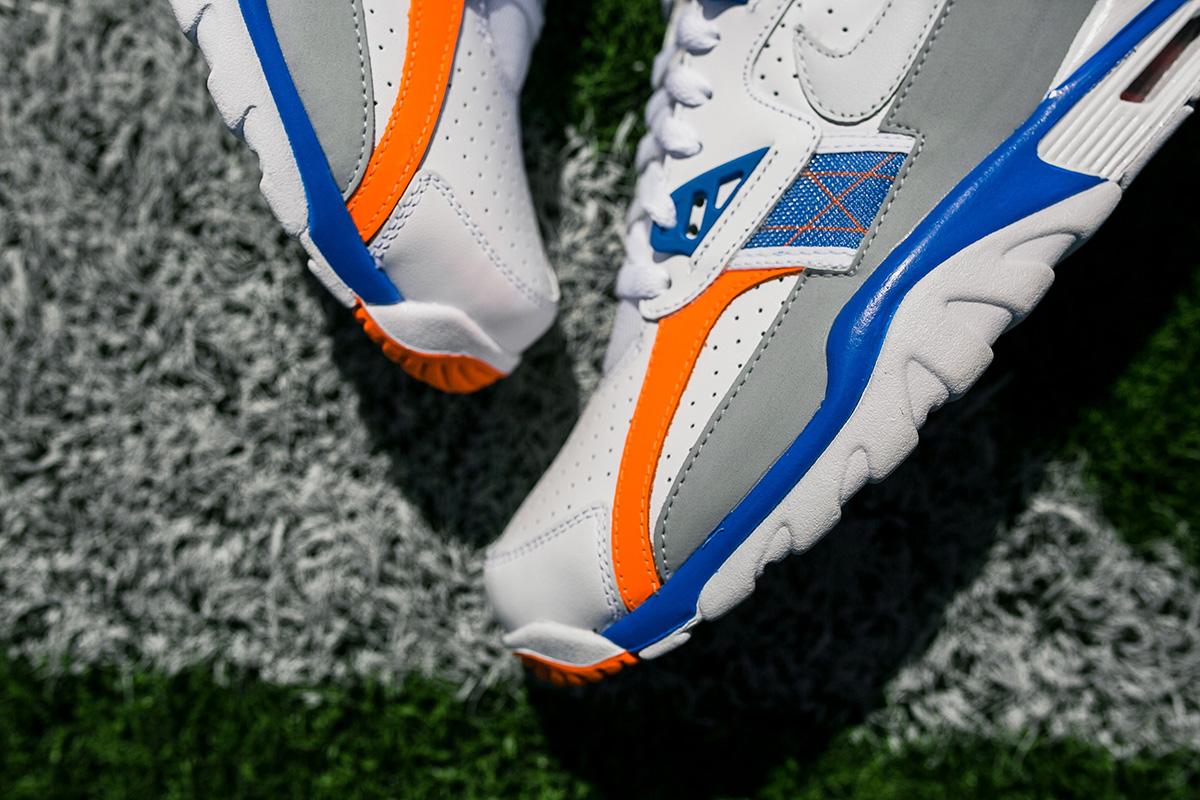 "buy popular ed652 aa653 EU Kicks Nike Nike Air Trainer SC High ""Alternate Auburn"" in Detail"