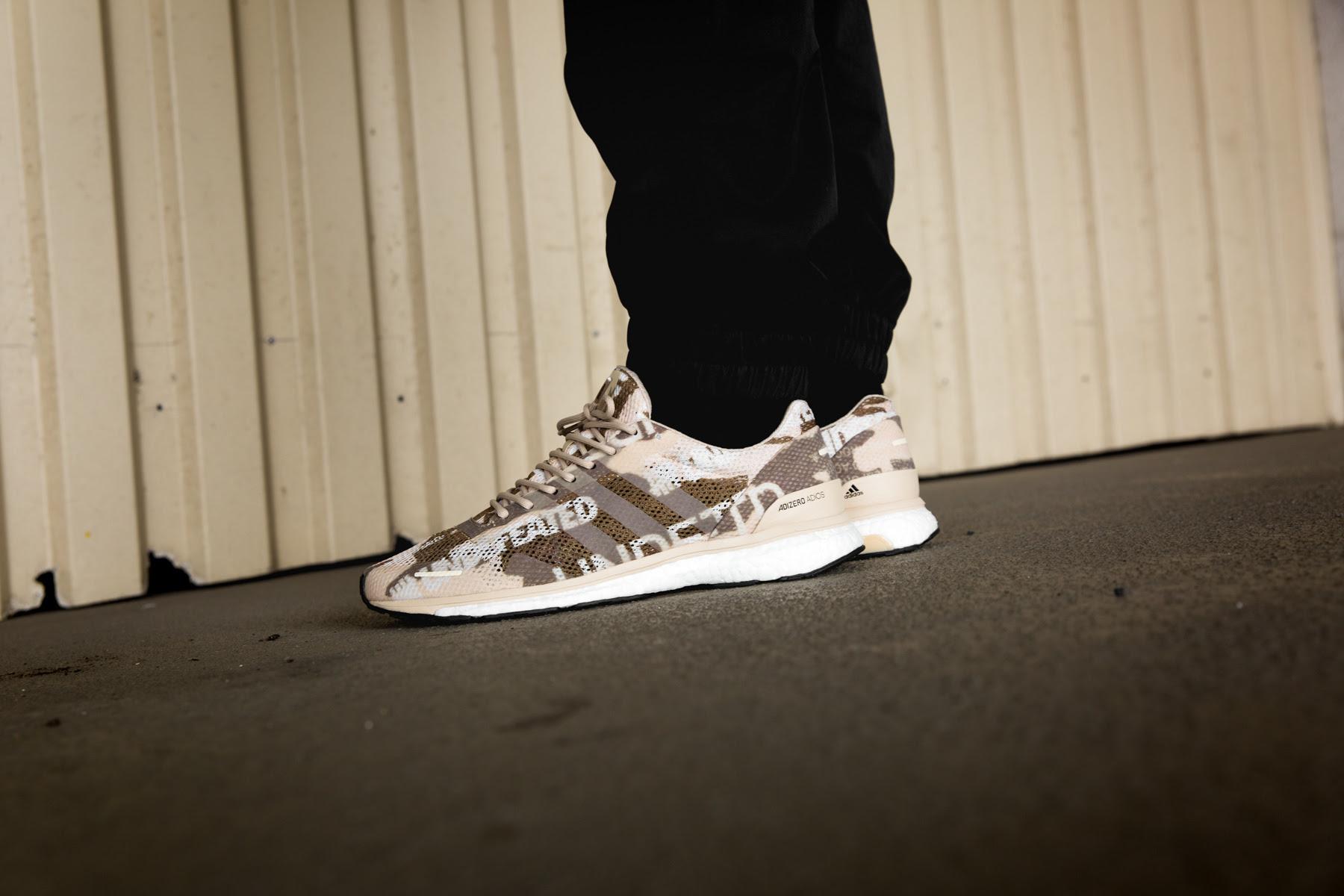 newest f37d4 1d7e7 adidas x Undefeated UltraBOOST  Adizero Adios - OG EUKicks Sneaker  Magazine