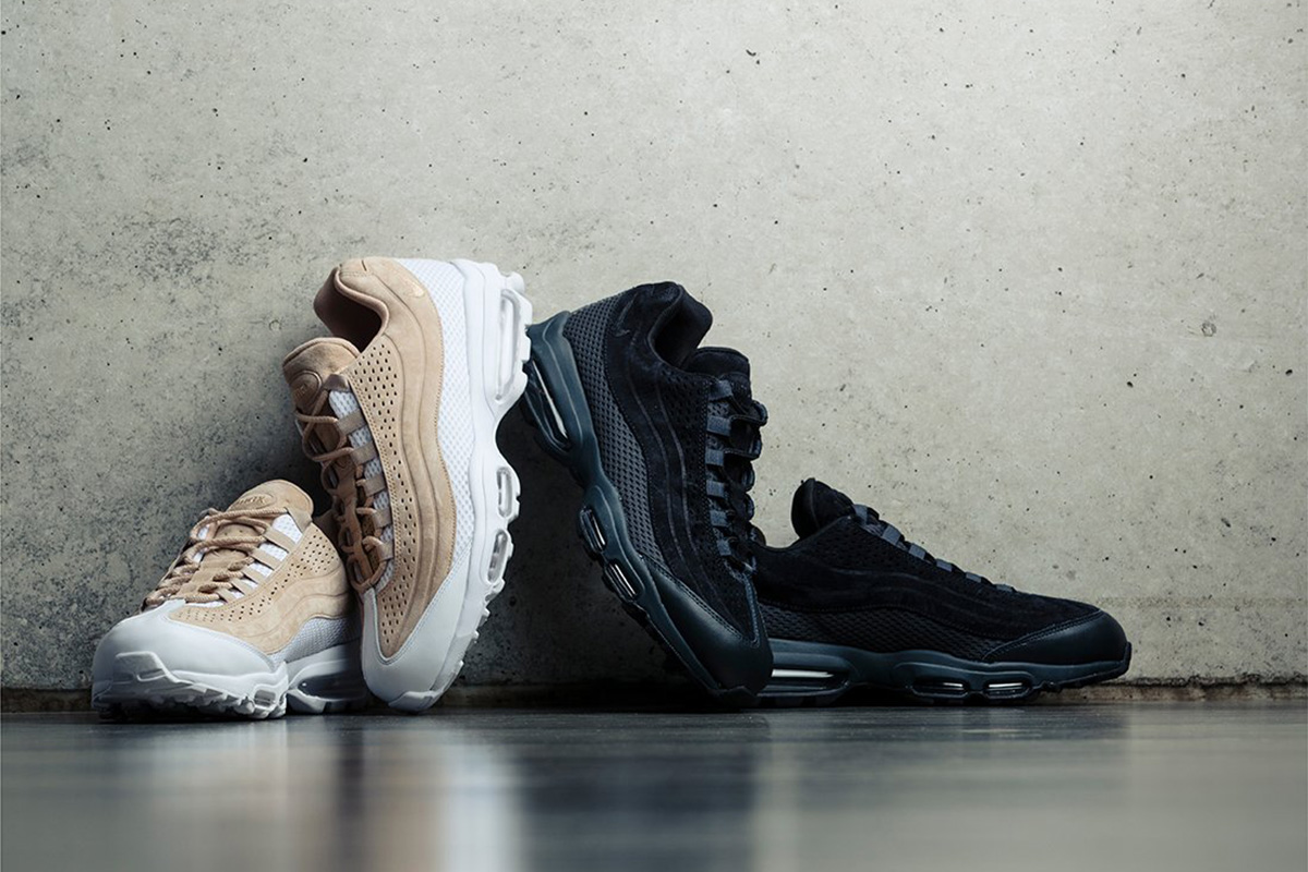 quality design c8ebe 74256 Nike Air Max 95 Ultra Premium Breathe Pack  Exclusive to Billy s - OG  EUKicks Sneaker Magazine