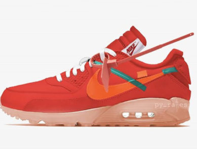 online store 8a4a5 c8076 Virgil Abloh s OFF White to Drop This Nike Air Max 90 for 2018