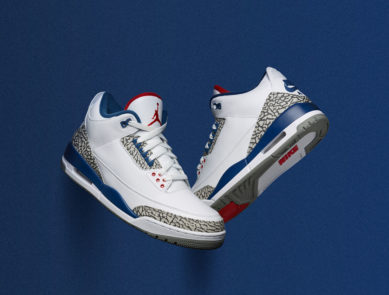 "1be9978a8b4a Air Jordan 3 Retro OG ""True Blue"" for Day Two of the ""Week of III s"""