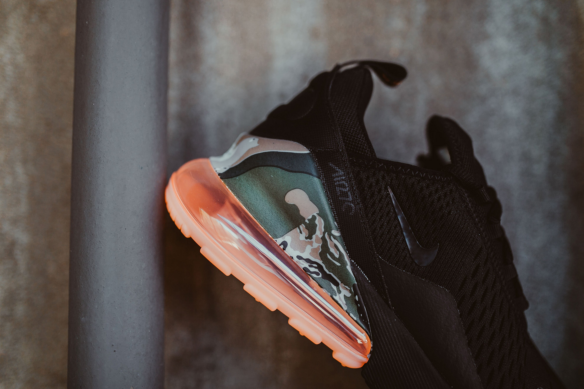 Nike Air Max 270: Available in Coral & Camo OG EUKicks