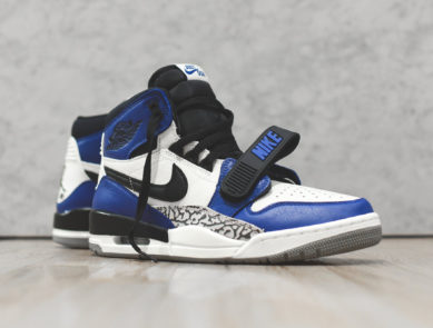 "ed905c1d912538 Just Don x Air Jordan Legacy 312 ""Storm Blue"""